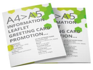 folded_flyer-leaflet-A4-printing